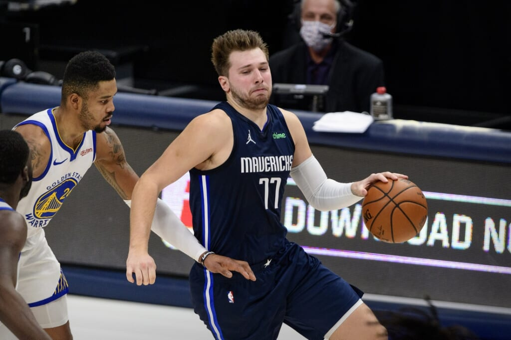 Could the Mavericks add Blake Griffin to team up with Luka Doncic?