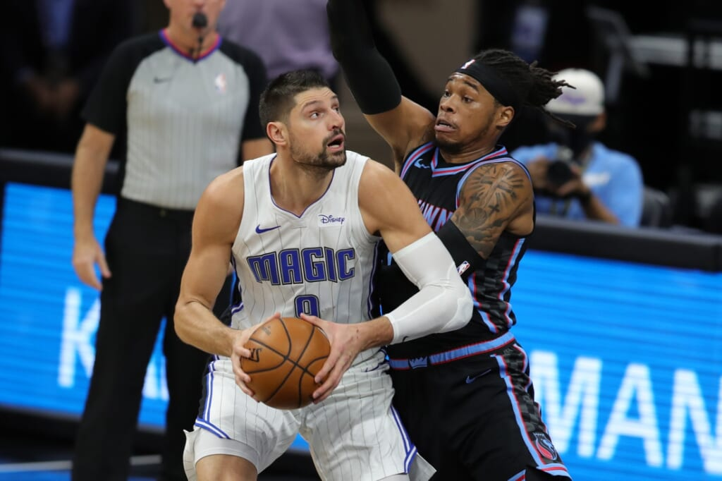 Orlando Magic trade Nikola Vucevic