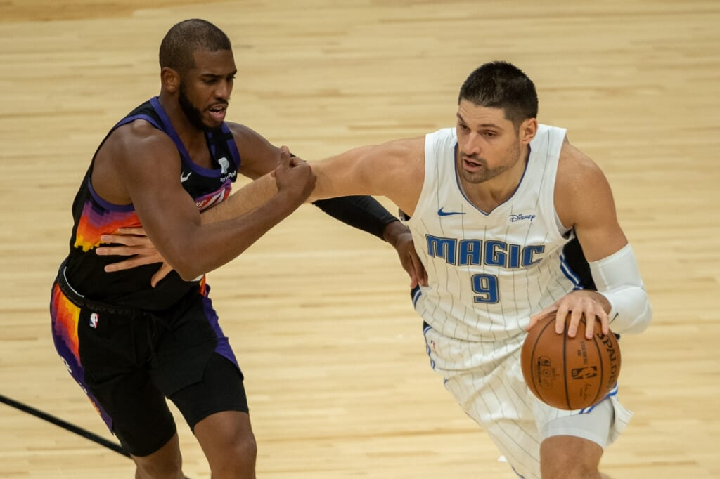 Nikola Vucevic trade could be involved in a Terry Rozier trade