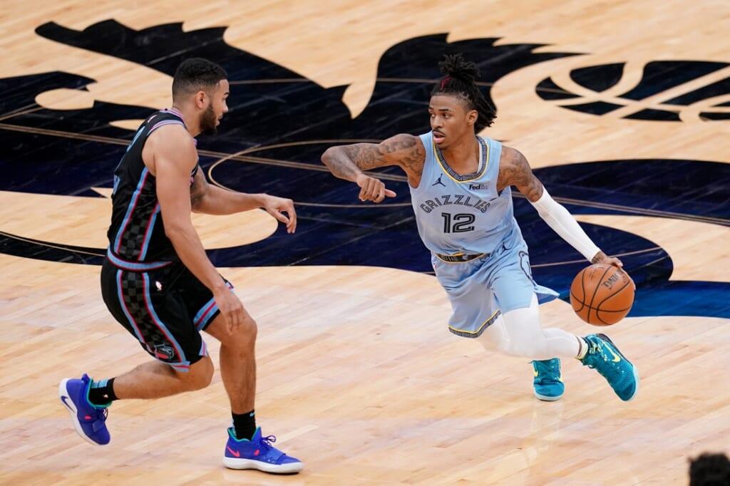 Golden State Warriors against Memphis Grizzlies, NBA Playoffs