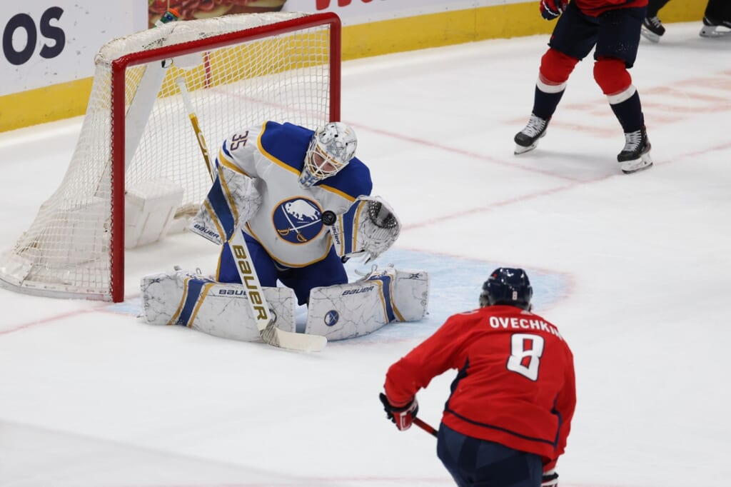 Top 20 NHL free agents of 2021: Linus Ullmark