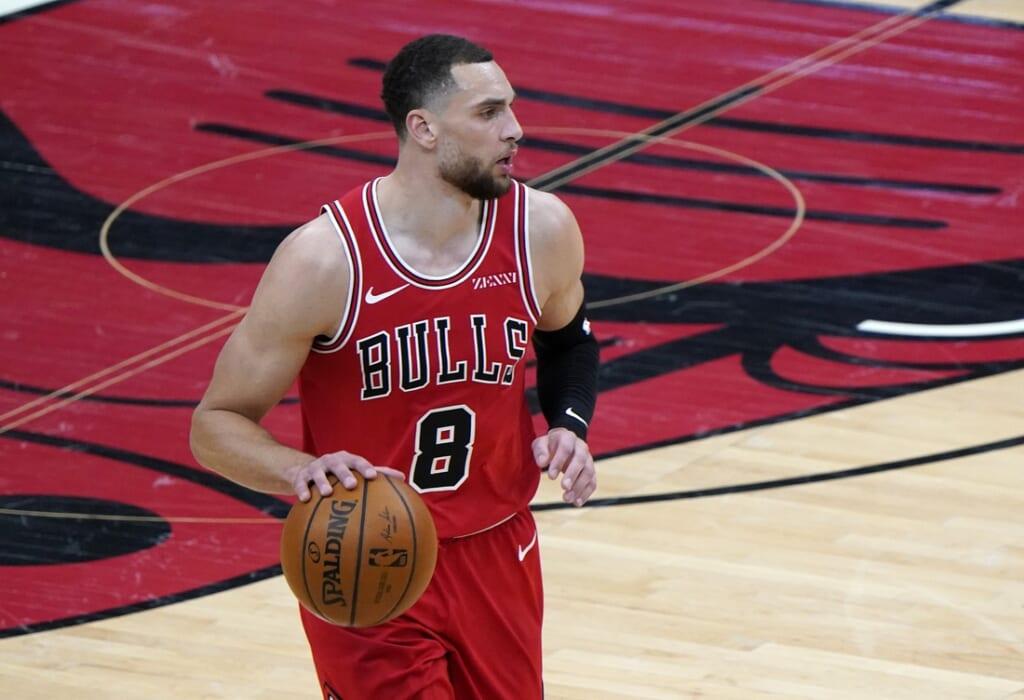 New York Knicks rumors: Zach LaVine trade