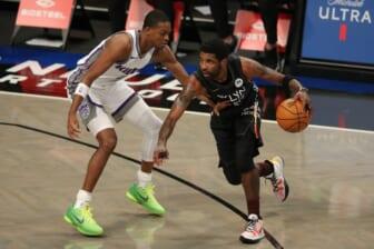 NBA trades: Kyrie Irving