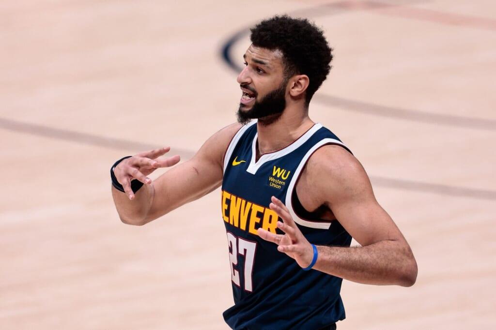 NBA team best performance: Jamal Murray, Denver Nuggets