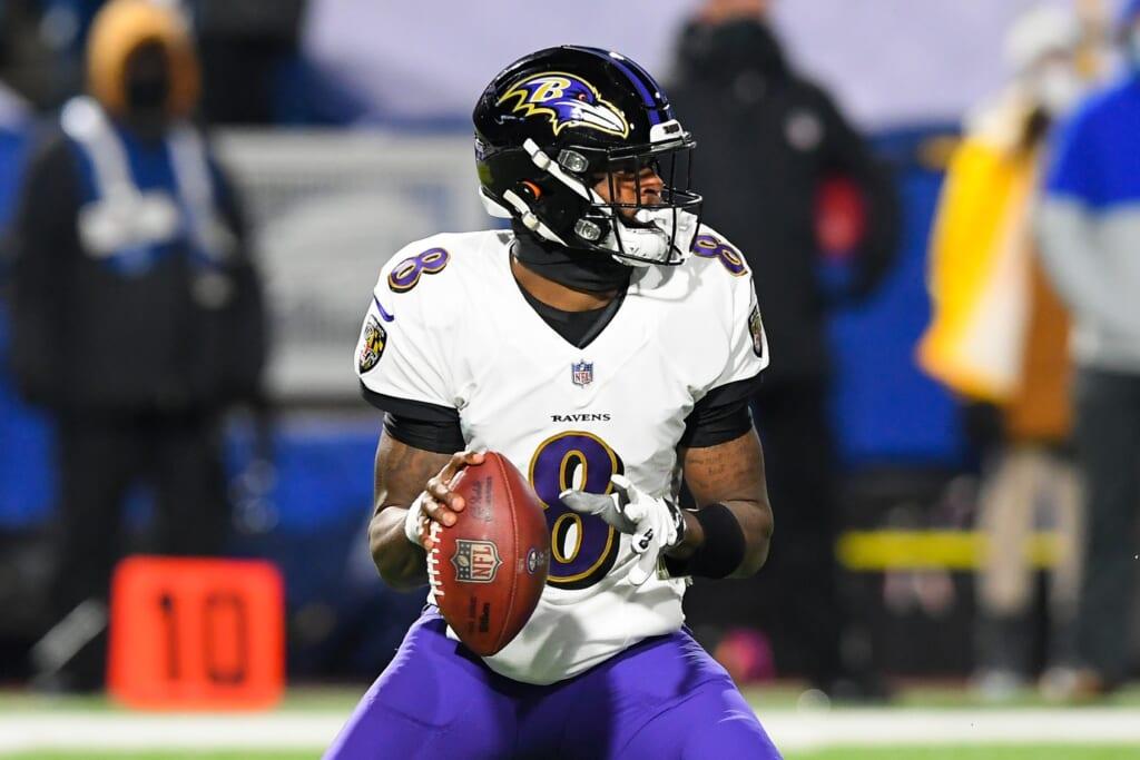 NFL power rankings: Baltimore Ravens