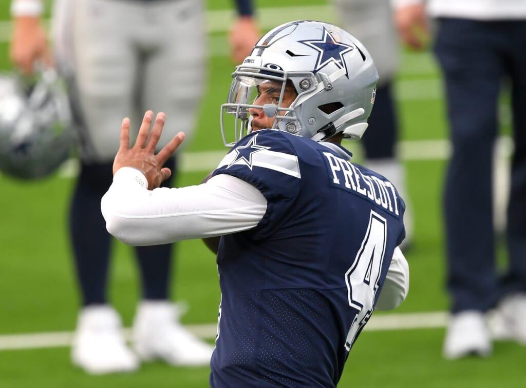 Dak Prescott: Dallas Cowboys