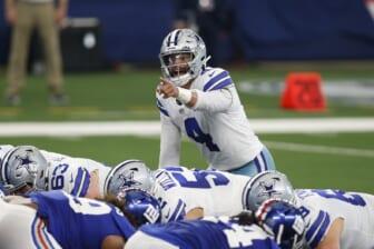 NFL schedule: Dallas Cowboys at Tampa Bay Buccaneers