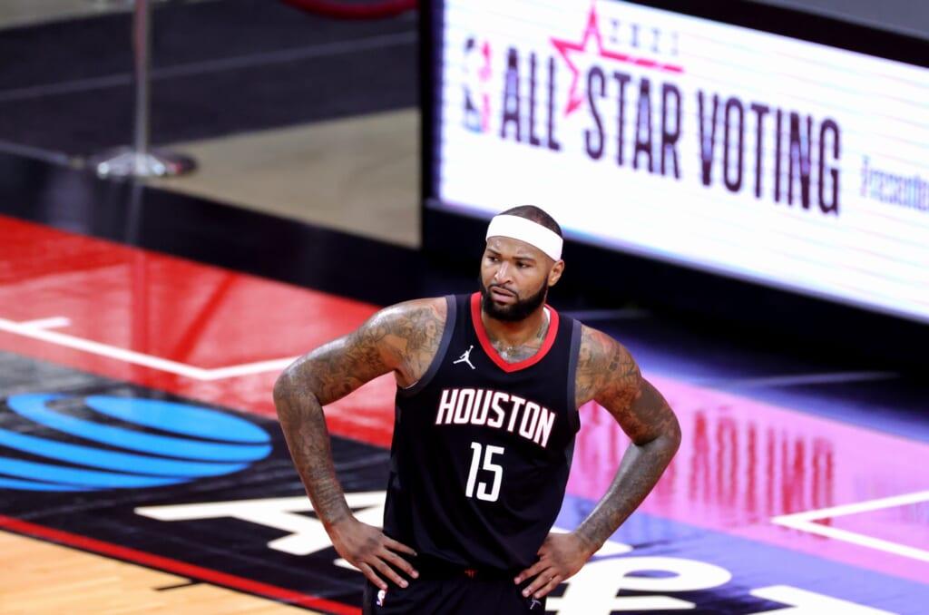 DeMarcus Cousins: Houston Rockets
