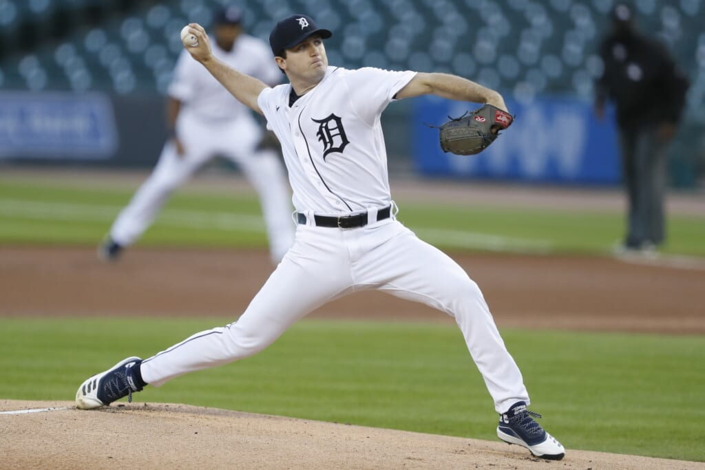 MLB power rankings: Detroit Tigers