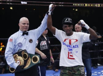 Super welterweight boxing rankings