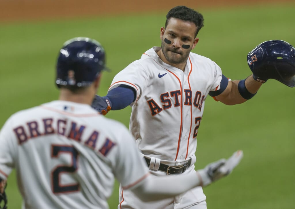 MLB power rankings: Houston Astros
