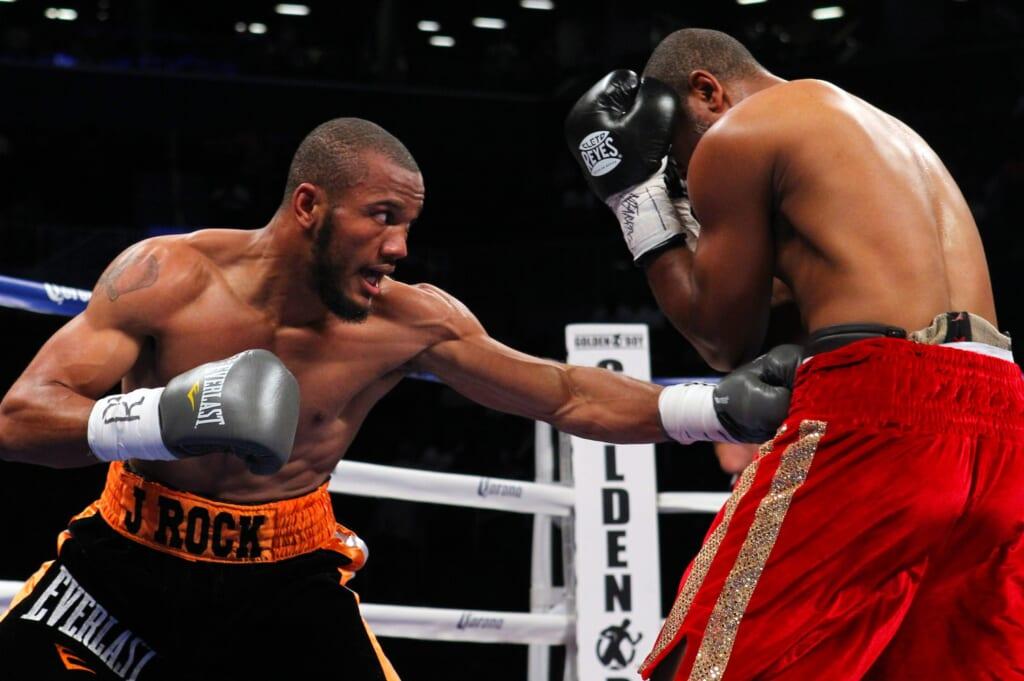 Super welterweight boxing rankings: Julian Williams