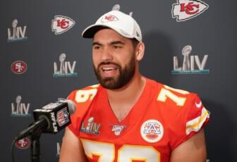 Laurent Duvernay-Tardif speaks on opting out of Kansas City Chiefs Super Bowl LV run