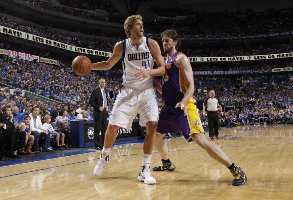 Single-game NBA scoring records: Dirk Nowitzki, Dallas Mavericks