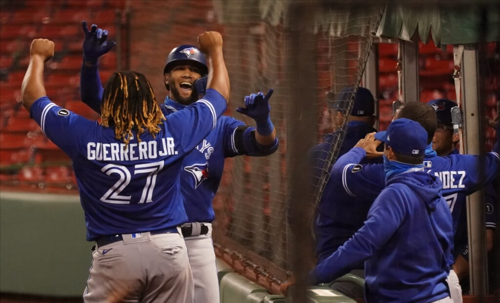 MLB power rankings: Toronto Blue Jays