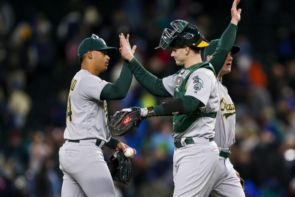 MLB power rankings: Oakland Athletics