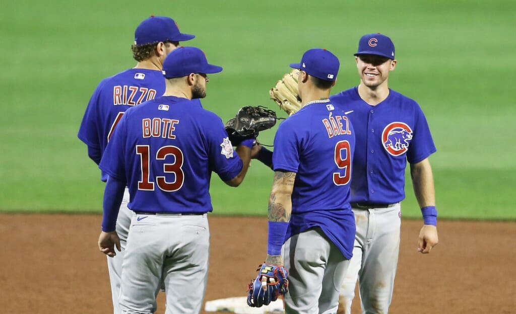 MLB power rankings: Chicago Cubs
