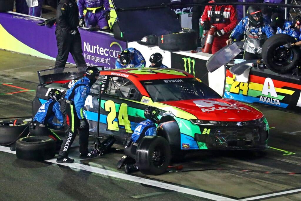 NASCAR power rankings: William Byron