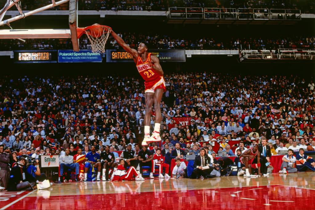 Single-game NBA scoring records: Atlanta Hawks