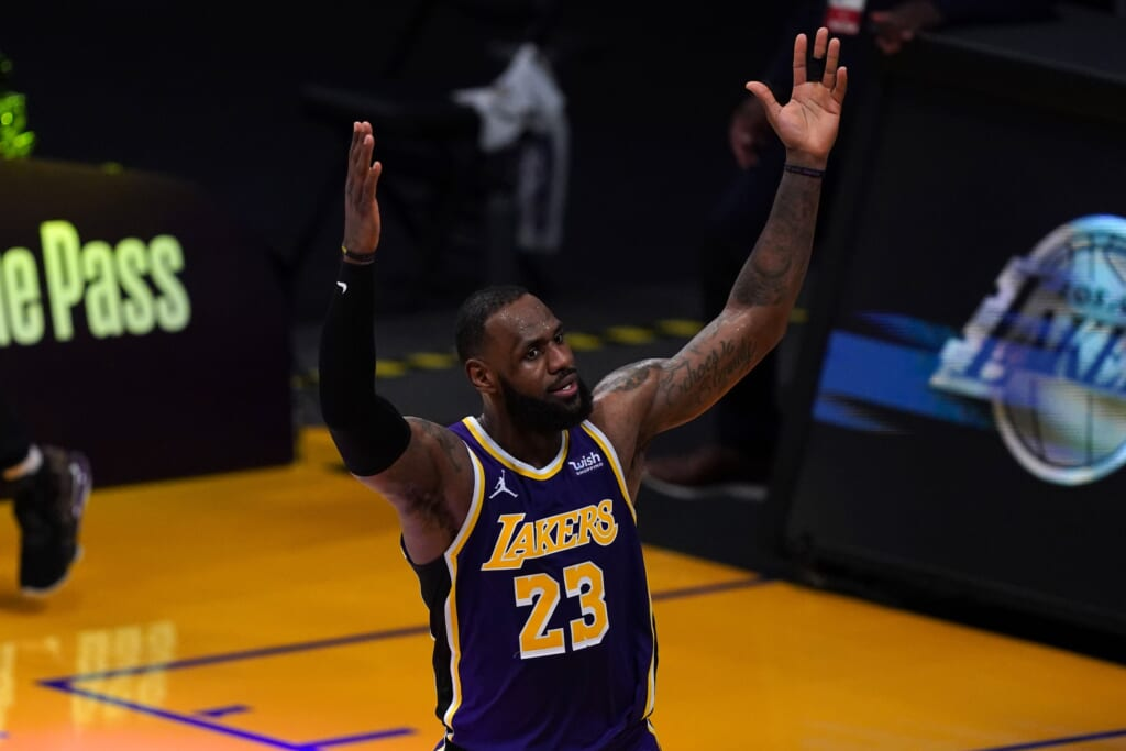 Bold predictions for 2021 NBA playoffs: Los Angeles Lakers will return to & win NBA Finals