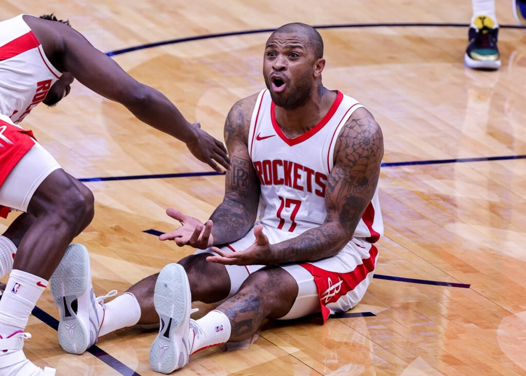 NBA trade rumors: P.J. Tucker