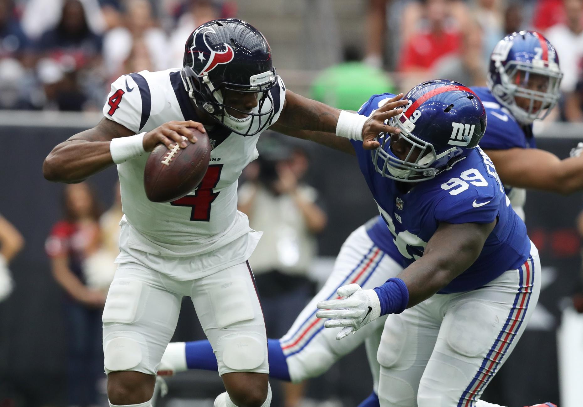 New York Giants rumors: Deshaun Watson