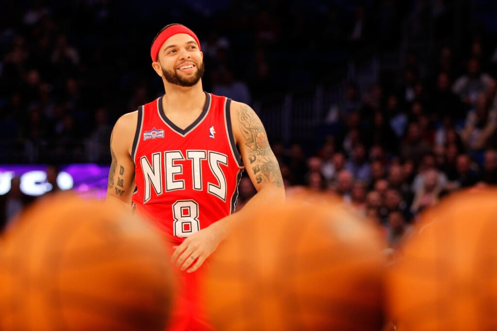 Single-game NBA scoring records: Brooklyn Nets
