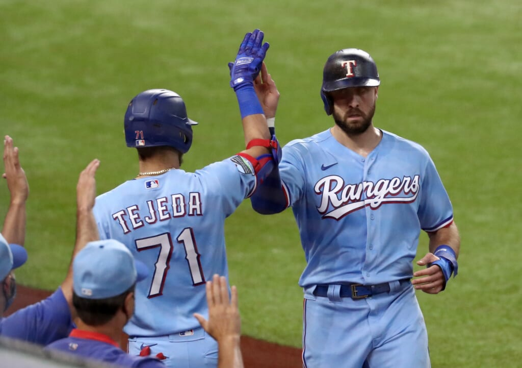 MLB power rankings: Texas Rangers