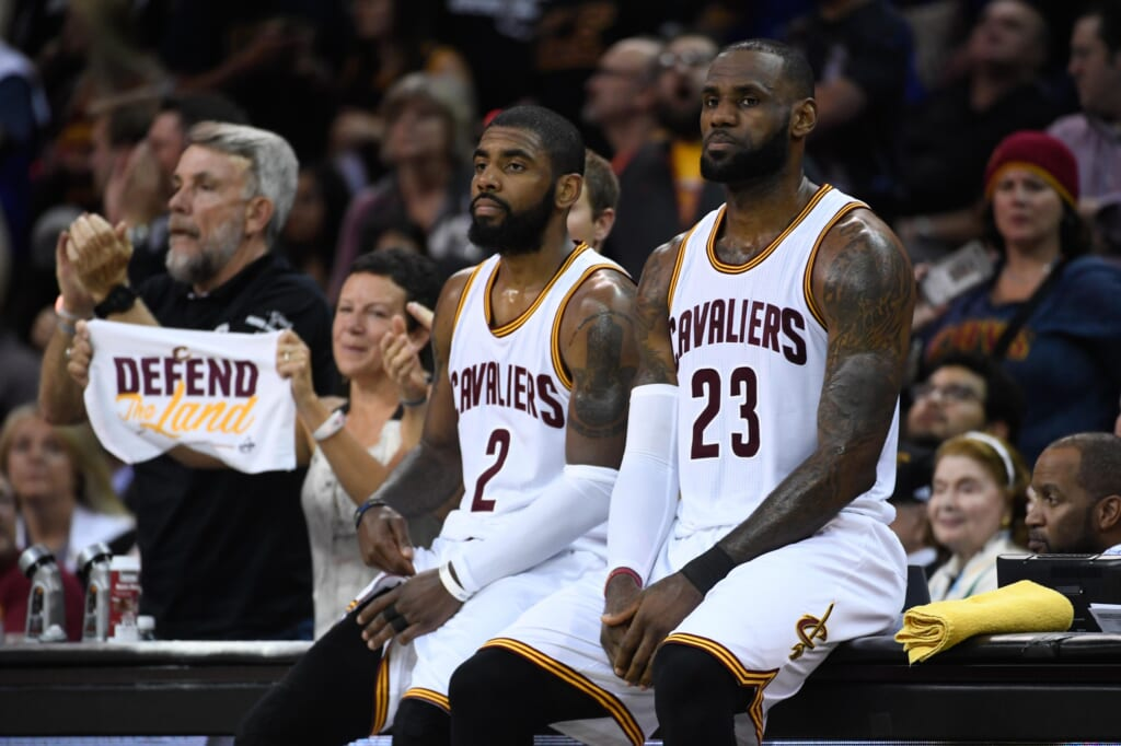 Single-game NBA scoring records: LeBron James, Cleveland Cavaliers