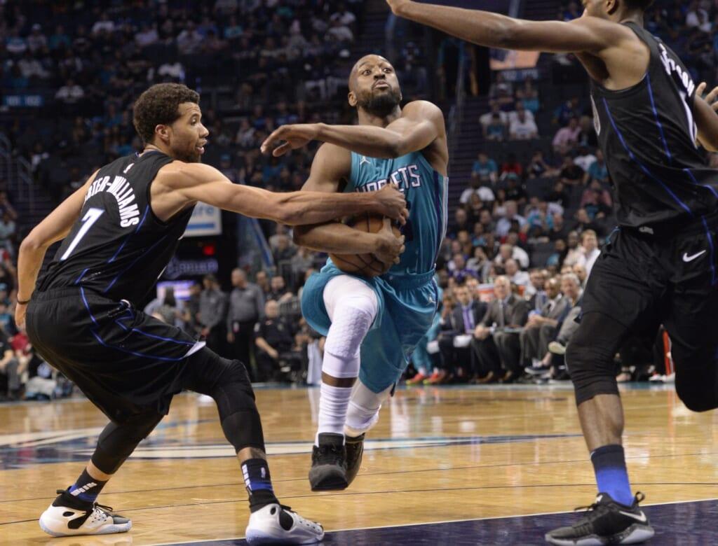 Single-game NBA scoring records: Charlotte Hornets