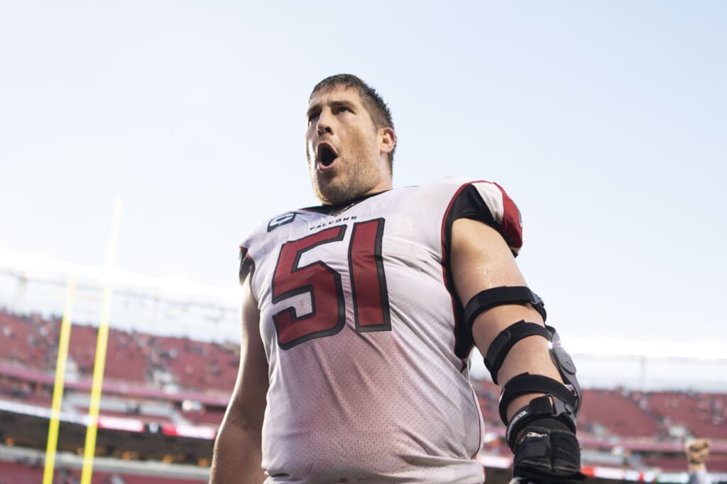 NFL free agents: Alex Mack