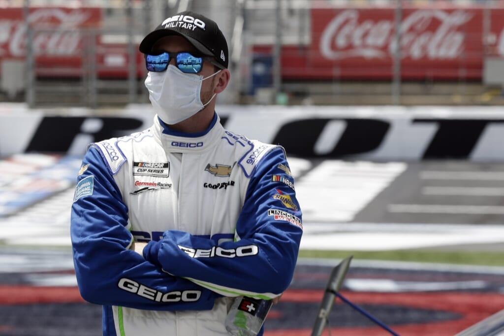 NASCAR driver Ty Dillon