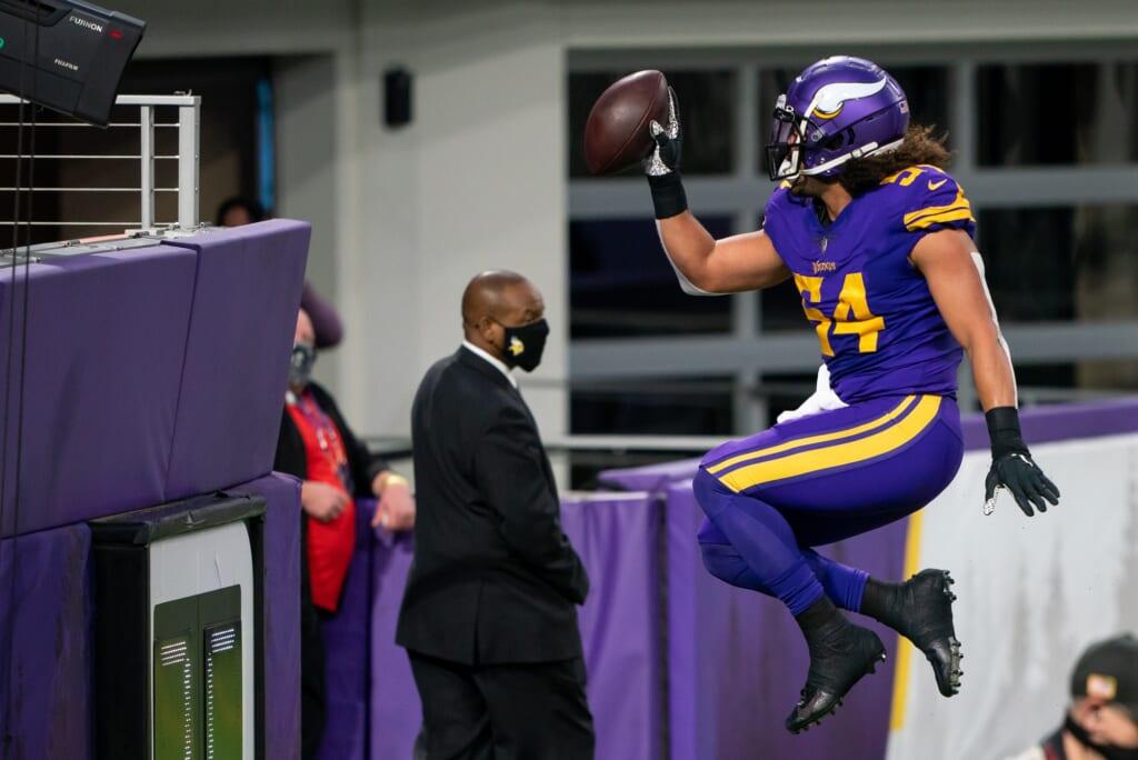 Underrated NFL trade options: Eric Kendricks, LB, Minnesota Vikings