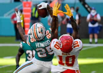 Miami Dolphins trade Xavien Howard