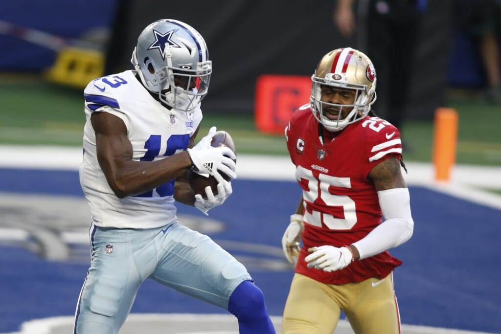 Underrated NFL trade options: Michael Gallup, WR, Dallas Cowboys