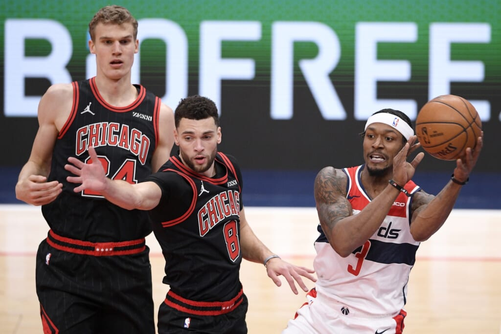 NBA trade rumors: Zach LaVine, Bradley Beal