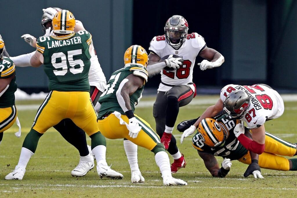 NFL free agency, Leonard Fournette, Super Bowl LV