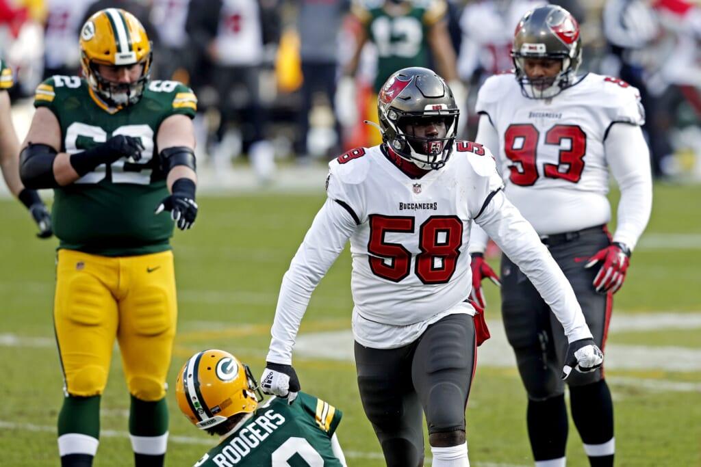NFL free agency, Super Bowl LV: Shaquil Barrett