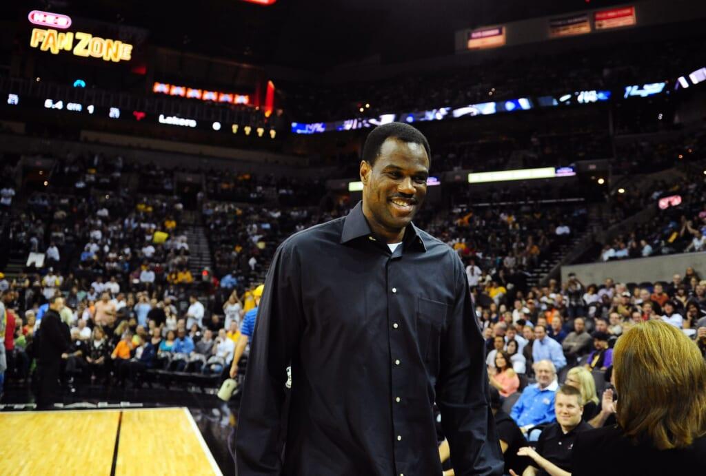 Single-game NBA scoring records: David Robinson, San Antonio Spurs