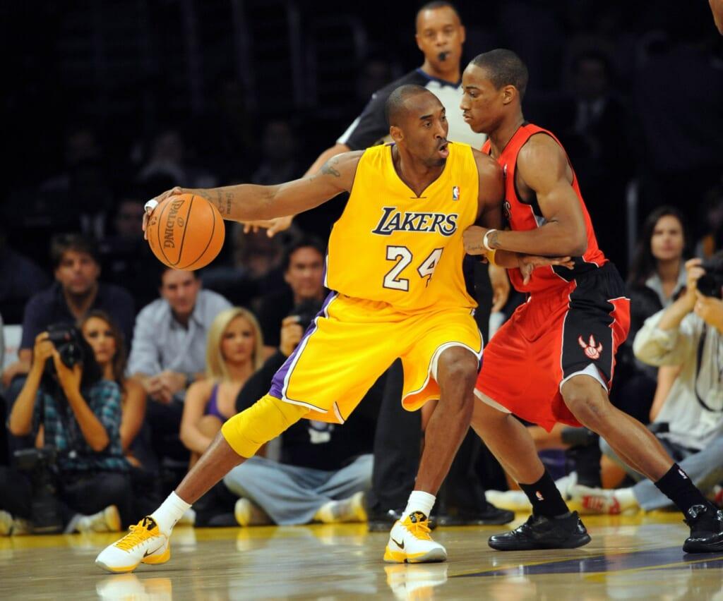 Single-game NBA scoring records: Kobe Bryant, Los Angeles Lakers: 81 points