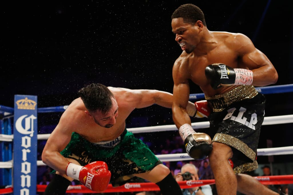 Welterweight Boxing Rankings: