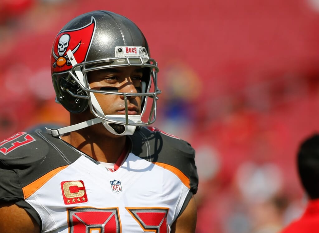 Former NFL star Vincent Jackson dead at 38.