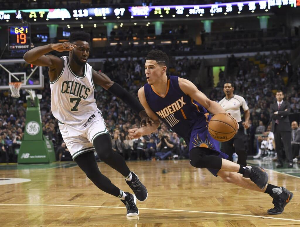 Single-game NBA scoring records: Devin Booker, Phoenix Suns