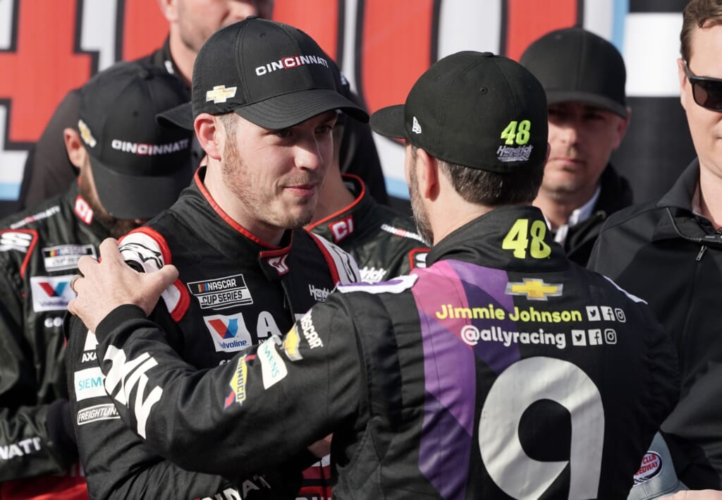 Alex Bowman still has more to prove at Hendrick Motorsports