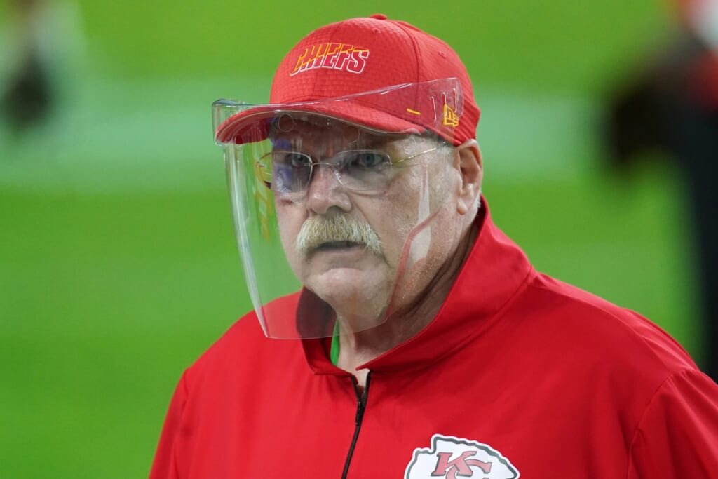 Andy Reid gives hilarious update on famous mac and cheese recipe
