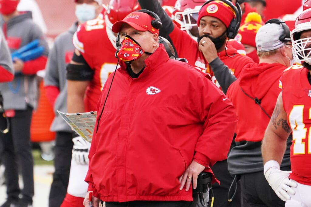 5 players, coaches with most to lose in Super Bowl LV: Andy Reid