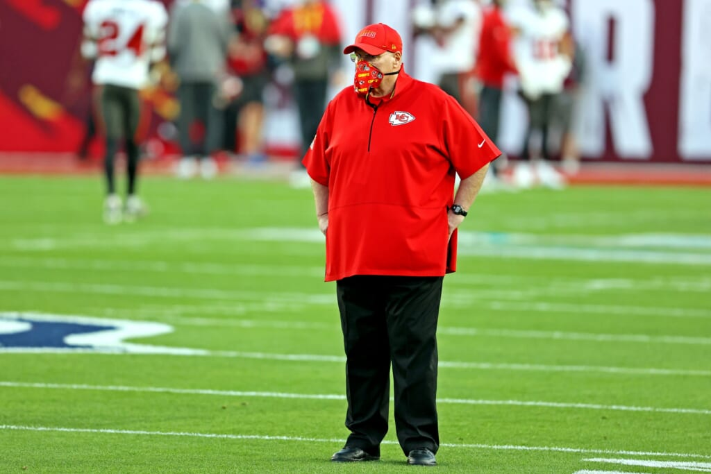 Biggest losers from Super Bowl LV: Andy Reid