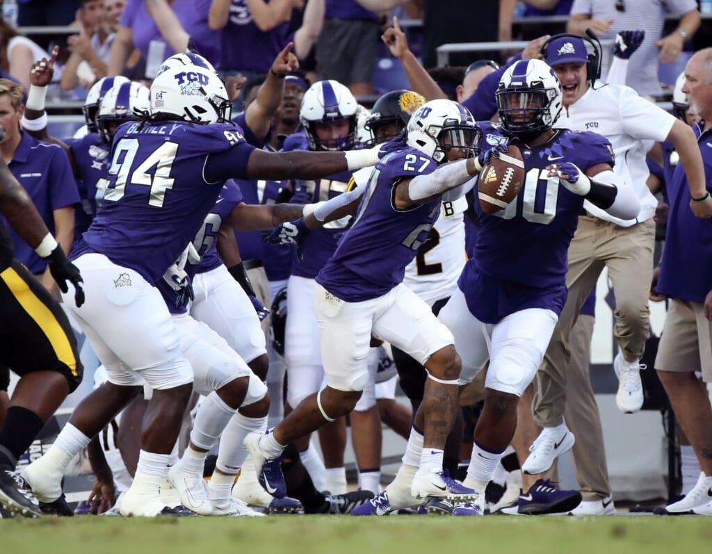 Baltimore Ravens draft picks: Needs and upside collide in ideal mock scenario