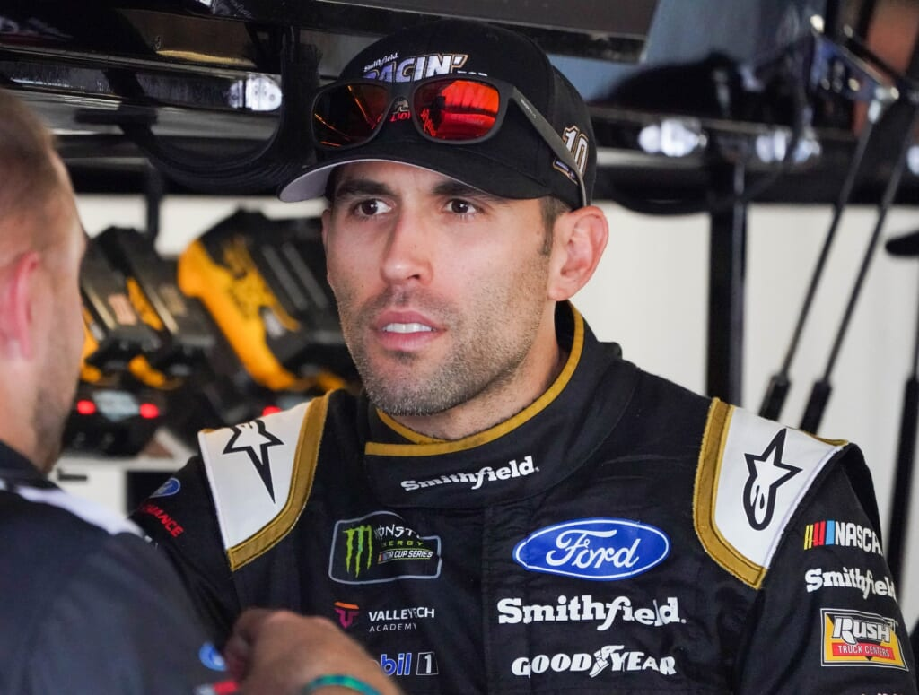 Aric Almirola could have a strong 2021 after last season's performance