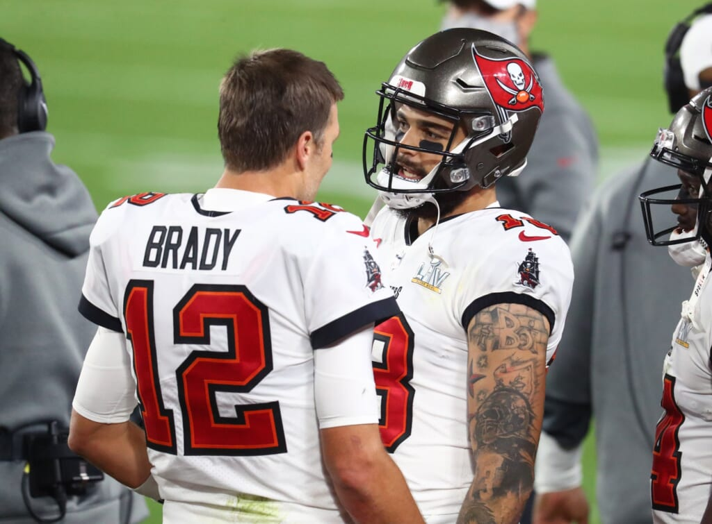 Tampa Bay Buccaneers 2021 roster: Top contract restructure candidates